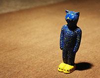 Blue Cat Boy