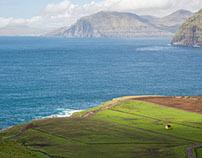 Faroe Islands, Buildings