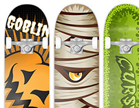 Skate Deck Designs