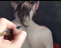 Painting the Figure - A work in progress