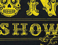 Neon Freakshow Logo & T-Shirt Design