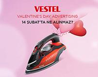Vestel Valentine's Day Ad - 14 ?ubat'ta Ne Al?nmaz?