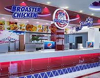Chicken Broaster- Yemen