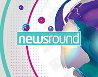 BBC Newsround Rebrand 2014