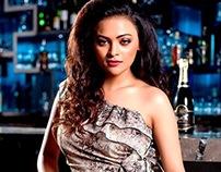 Raindrops - Party wear fashion collection - Sachin Garg