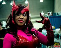 Baltimore Comic Con Pictures (2014)