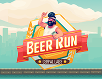 Beer Run - Mobile Game