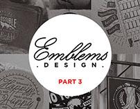Part 3:  Famous Quote Emblems