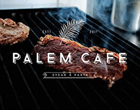 Palem Cafe Restaurant - Visual Identity