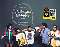 Bacardi NH7 Weekender Line Up 2014!