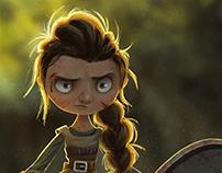 Viking - Shield Maiden