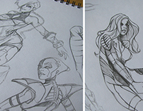 Some sketchs 2