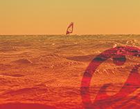 WND & WVS Windsurf Festival Poster