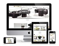 Super Rad Website