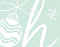 Let It Snow Holiday Printables Snapfish©