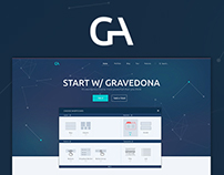 GRAVEDONA WORDPRESS TEMPLATE