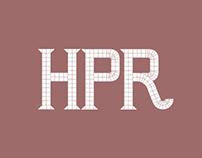 Hepper Display Typeface