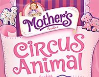 Mother's Cookies Concept