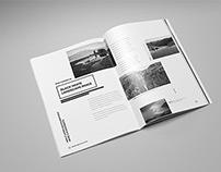 Magazine / Catalog / Booklet Mock-Up