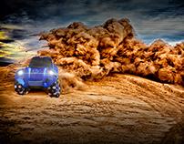 Volkswagen Sonoran - Concept Car & Game