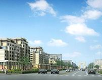 Residential Complex Park Avenue