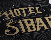 Hotel Sibara - Wallpaper gameroom