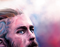 King Ragnar - Vikings S02