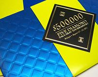 $500k Five Diamond Baccarat Tournament Invite