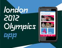 London 2012 Olympic App