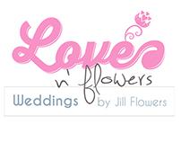 Love N Flowers logo design