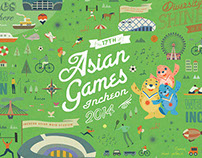 The 17th Asian Games Incheon 2014