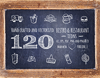 120 Hand Crafted Bistro & Restaurant