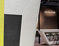 Parador   Domotex 2014 in Hannover