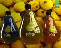 Pére Juice (Identity Design)