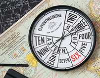 Engine Order Telegraph Clocks