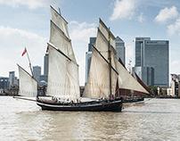 The Tall Ships Festival London