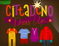 CITTADINO_Dress_Up. For Yumbastudio.