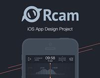 Rcam iOS App