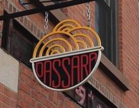 Dassara Brooklyn Ramen Branding