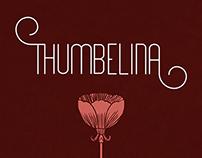 Thumbelina - Watercolour Illustrations