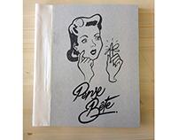Pense Bête handmade book