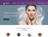 Spa Lab   Beauty Salon WordPress Theme