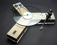 High-end audio // Turntable
