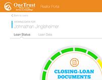 OneTrust Home Loans Realtor Portal