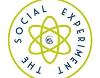 Social Experiment Website Landing Page