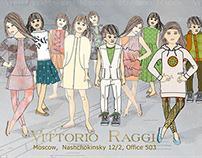 Vittorio Raggi Spring-Summer `15 Collection