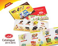 SHADDAD catalogue