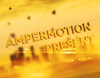 AMPERIUM TITLE - AFTER EFFECTS TEMPLATE