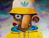 $PORT paintings