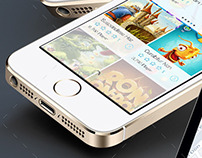 iPhone/iPad UI bundle   Download
